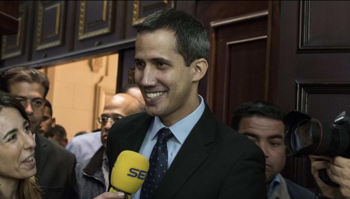 Лидеру оппозиции Венесуэлы запрещен выезд из страны