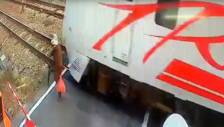 В берлине погиб парень попав под поезд