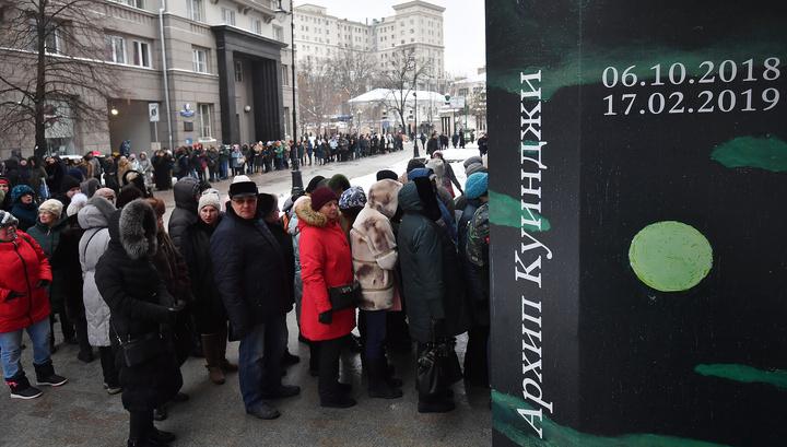 Пережившую похищение картину Куинджи вновь выставили в Третьяковке