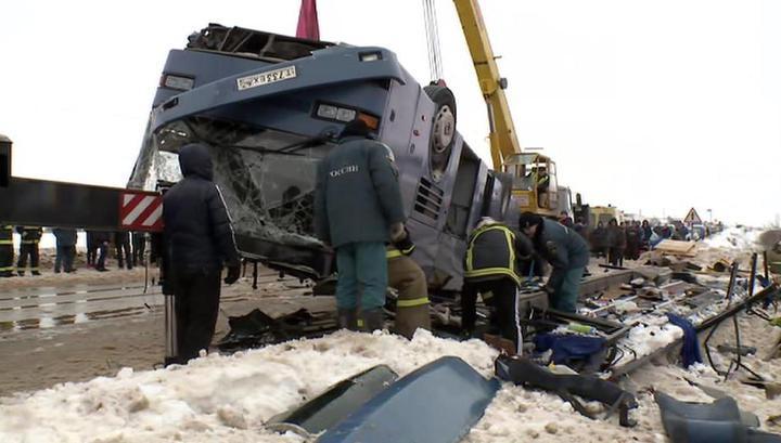 ДТП под Калугой: водитель ранее уже нарушал правила перевозки детей