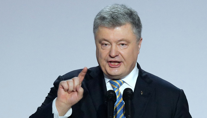 Порошенко запретил россиянам наблюдать за выборами на Украине