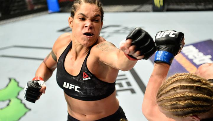 ММА. Нуньес, Джонс и Масвидаль победили на турнире UFC