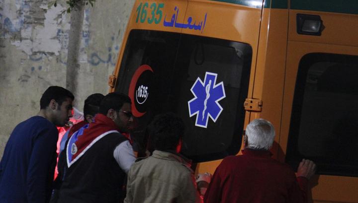 Крупное ДТП в Египте: не менее 16 погибших