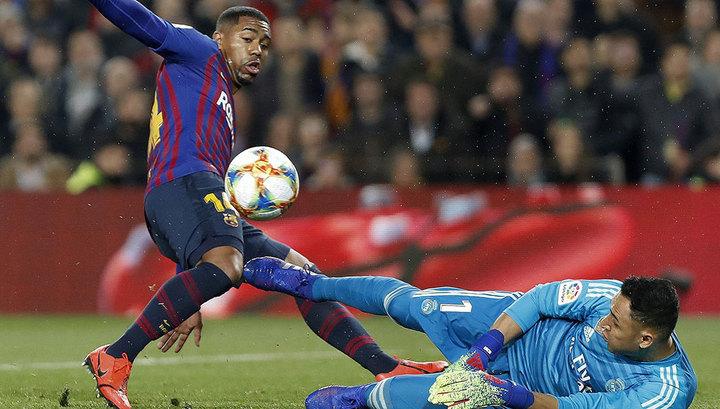 """Матч """"Барселона"""" – """"Реал"""" может быть перенесен на декабрь"""
