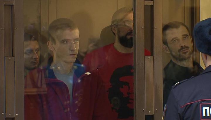 Лефортовский суд рассмотрит дело об аресте 24 украинских моряков