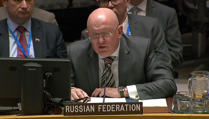 Небензя: Запад использует Украину в качестве пешки в геополитической игре против России