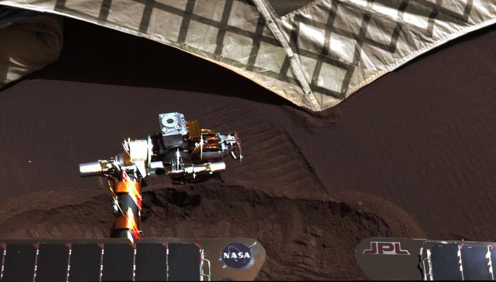 НАСА: марсоход Opportunity утерян