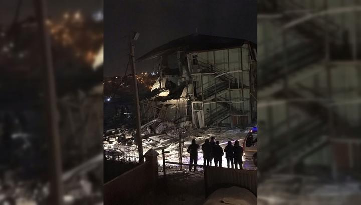 Одна погибшая, 20 человек лишились жилья: названа причина взрыва в Красноярске