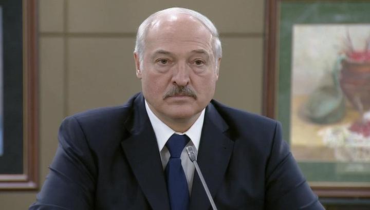 Лукашенко прилетел в Сочи