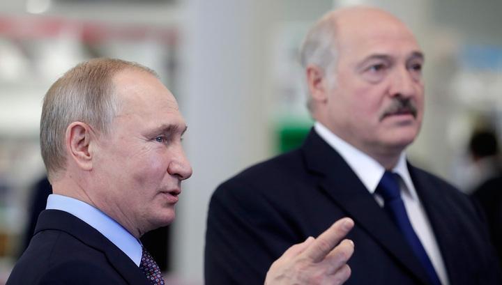 Путин и Лукашенко высказались по поводу суверенитета