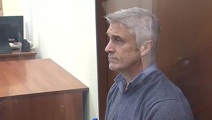 Басманный суд Москвы арестовал Майкла Калви