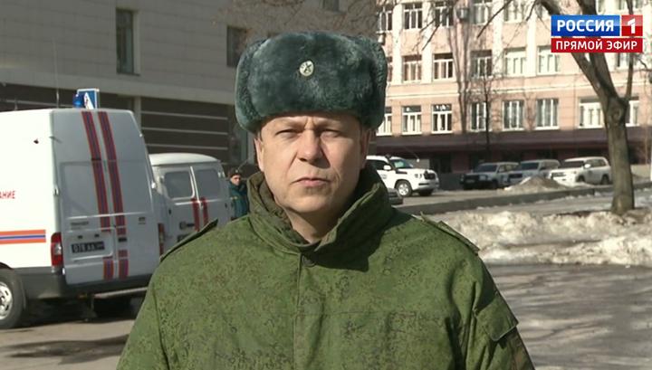 Эдуард Басурин: Киев хочет напугать ОБСЕ