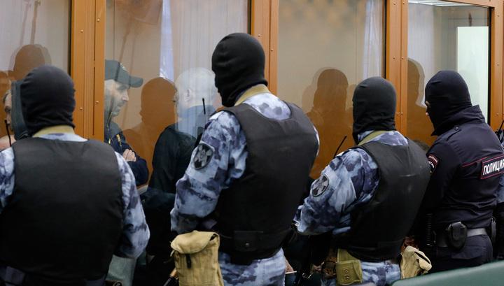 Банда убийц Гагиева не хочет суда присяжных