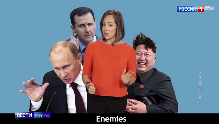 А виноват ты тем, что русский: Facebook по наводке CNN блокировал канал RT
