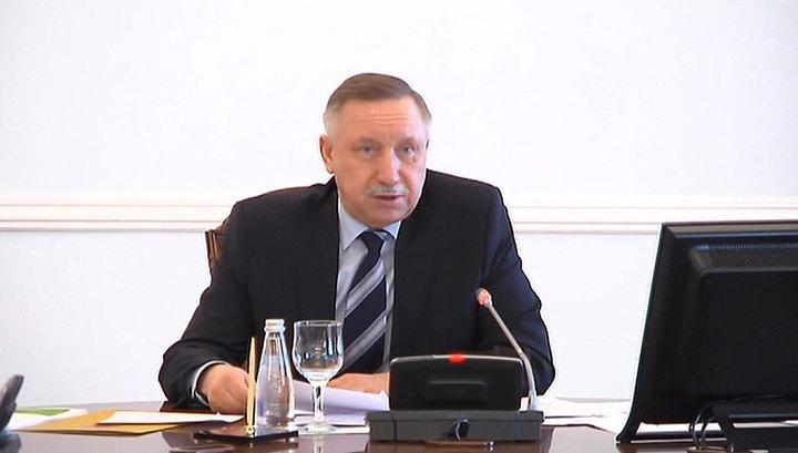 Путин включил Александра Беглова в состав Совета безопасности