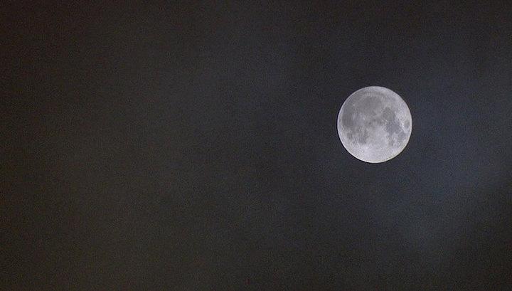 Над Землей засияет самая большая Луна в году