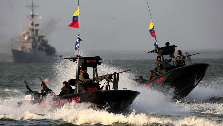 Венесуэла закрыла морскую границу с островами в Карибском море
