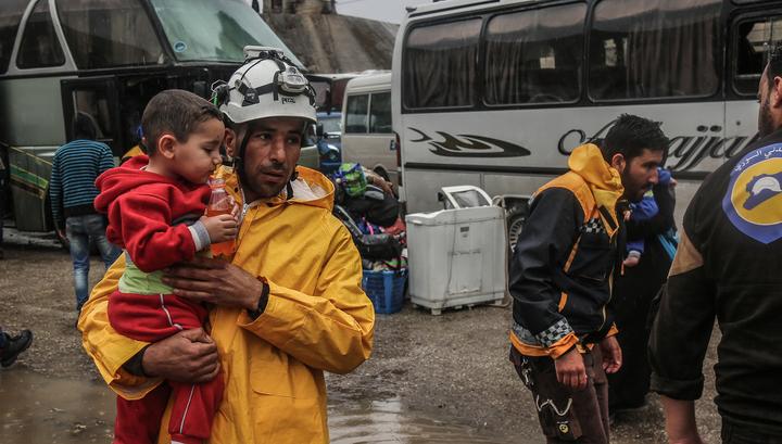 """Письма """"Дорогому Бобу"""": откровения о химической атаке в сирийской Думе"""