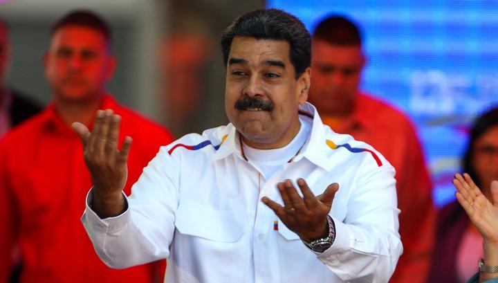 Мадуро предлагает провести досрочные парламентские выборы