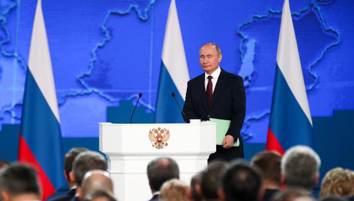 Путин - американцам: прежде, чем принимать опасные решения, просчитайте возможности наших новых боевых систем