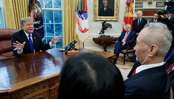 США могут продлить крайний срок для заключения торговой сделки с КНР