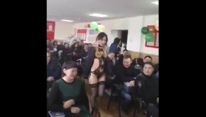 Ирански стриптиз видео