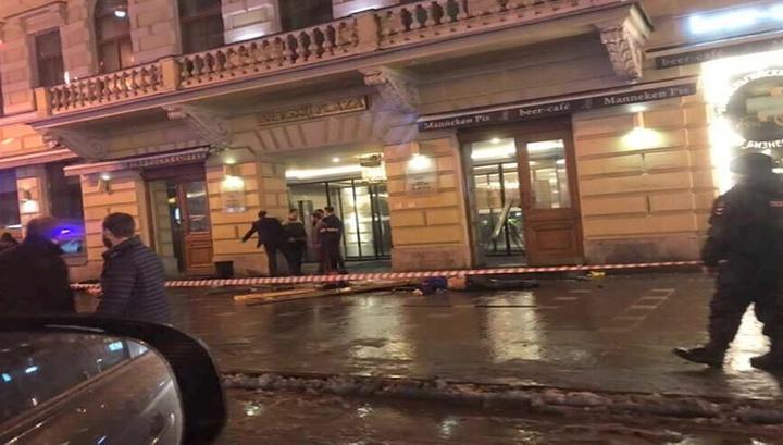 Серьезное ДТП в Санкт-Петербурге: 2 погибших, 3 пострадавших