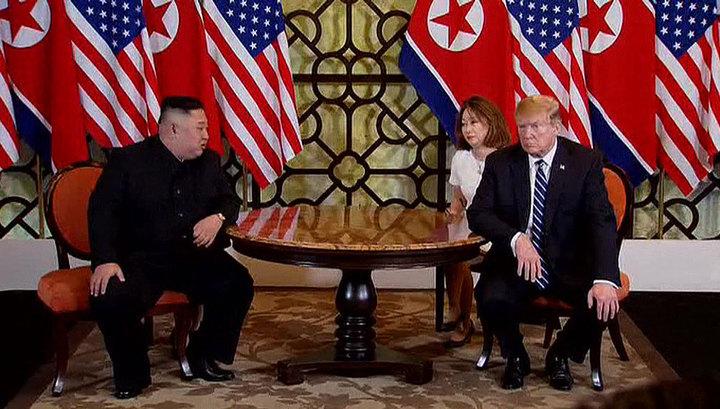Второй день саммита США-КНДР завершится подписанием соглашения