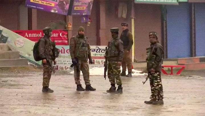 Пакистан обстрелял населенные пункты в индийском штате Джамму и Кашмир