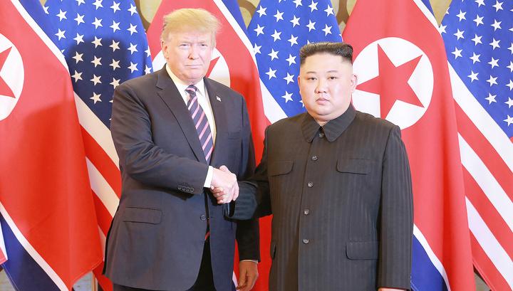 """""""Фантастическая встреча"""" Трампа и Ким Чен Ына закончилась ничем"""