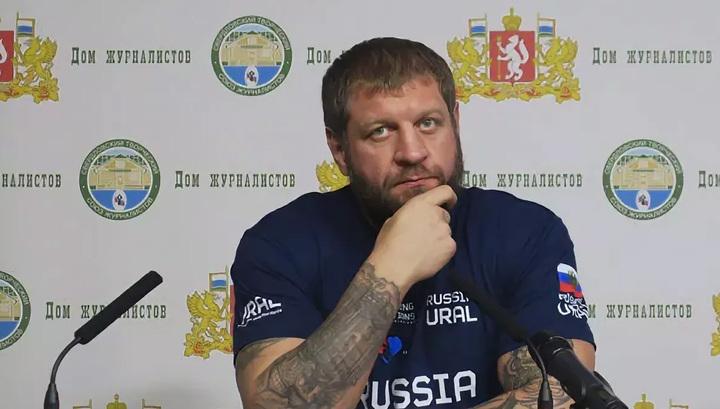 Емельяненко-младший освобожден после 10 суток ареста