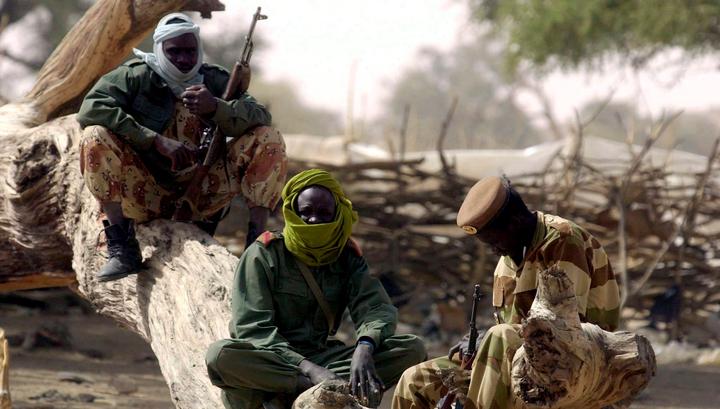 Чад закрыл границу с Ливией