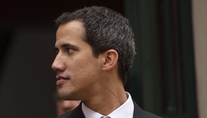 Задержанных сторонников Гуайдо обвиняют в краже оружия