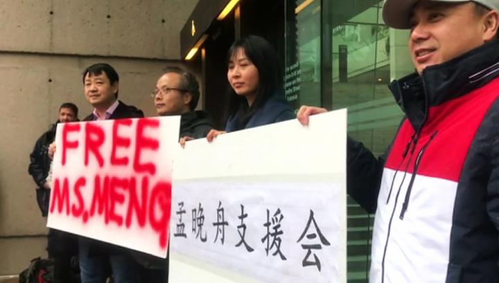 Финансовый директор Huawei подала гражданский иск против властей Канады