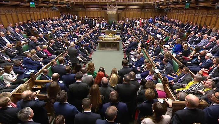 Палата лордов проголосовала за сохранение членства Королевства в таможенном союзе ЕС