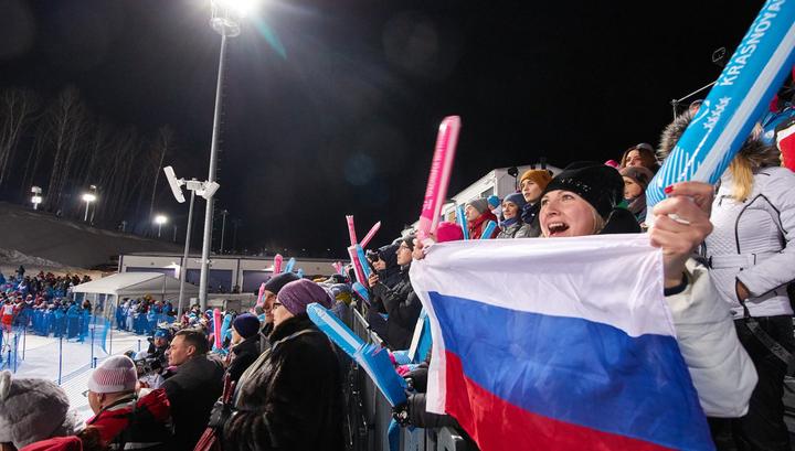 Россияне обновили рекорд по количеству медалей на зимних Универсиадах