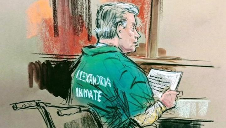 Гора родила мышь: после двух лет расследования Манафорт получил четыре года тюрьмы