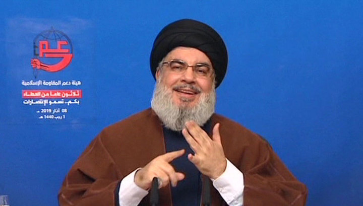 """""""Хезболла"""" планирует развиваться, несмотря на санкции"""
