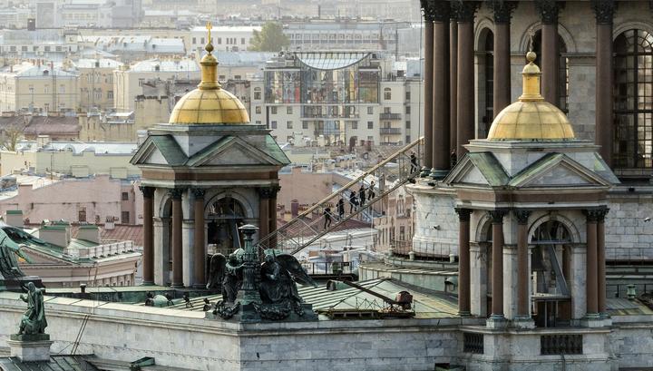 В Петербурге и Ленобласти введут электронную визу