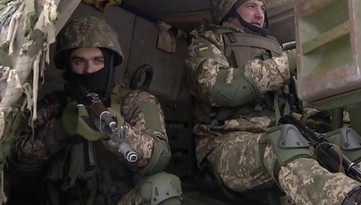 ЛНР: украинской армии поставляют просроченные продукты