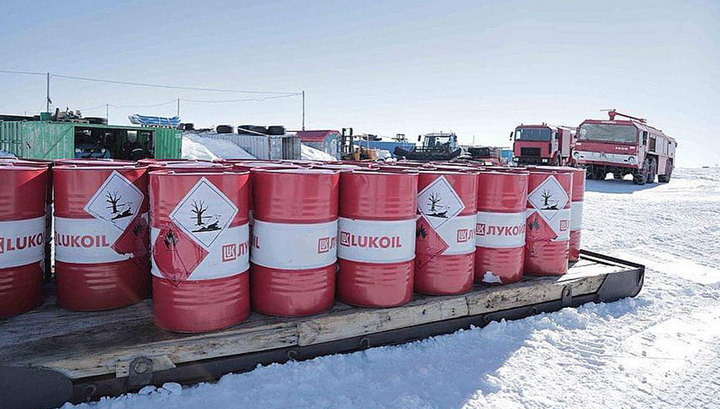 """""""Лукойл"""" рассчитывает на смягчение санкций за счет импортозамещения"""