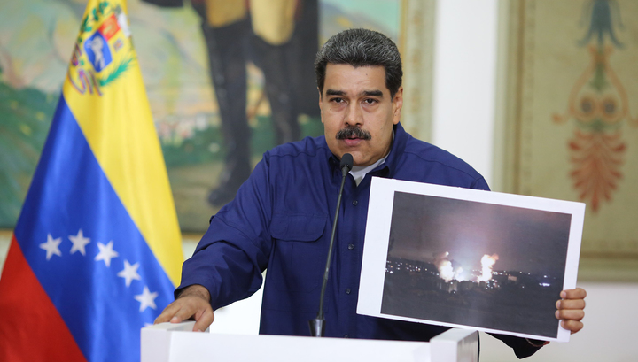 Венесуэла попросит у России помощи в расследовании причин энергоколлапса