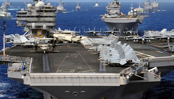 """Военно-морские силы США подверглись """"киберосаде"""" со стороны Китая"""