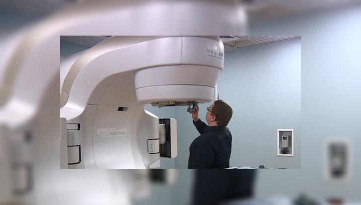 В Волгоградском онкоцентре появилось новое оборудование для лучевой терапии