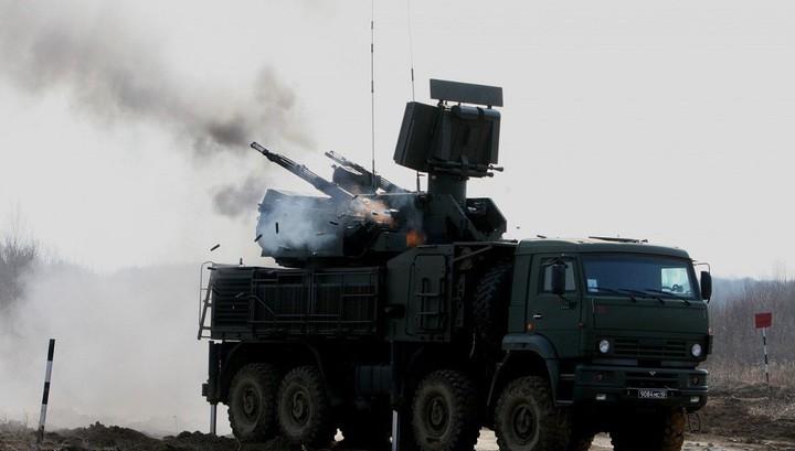 Российские военные уничтожили беспилотник, приближавшийся к базе Хмеймим