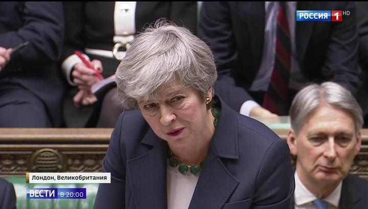 Brexit провален. Лондон может покинуть ЕС по жесткому сценарию