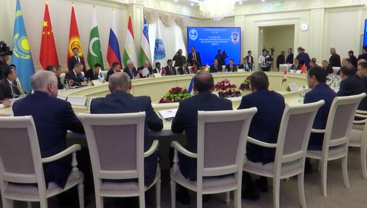 В Ташкенте открыта новая штаб-квартира антитеррористической структуры ШОС