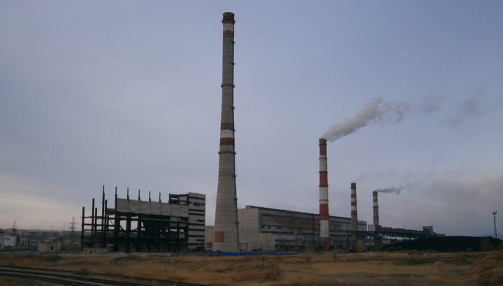 В Чите восстановлено давшее сбой электроснабжение