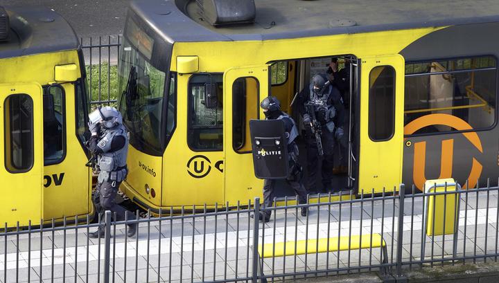 Задержан еще один подозреваемый в причастности к стрельбе в Утрехте
