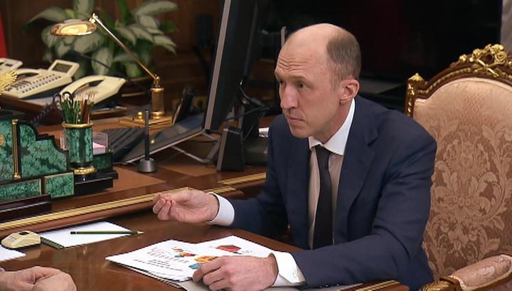 На пост губернатора Алтая претендует Олег Хорохордин